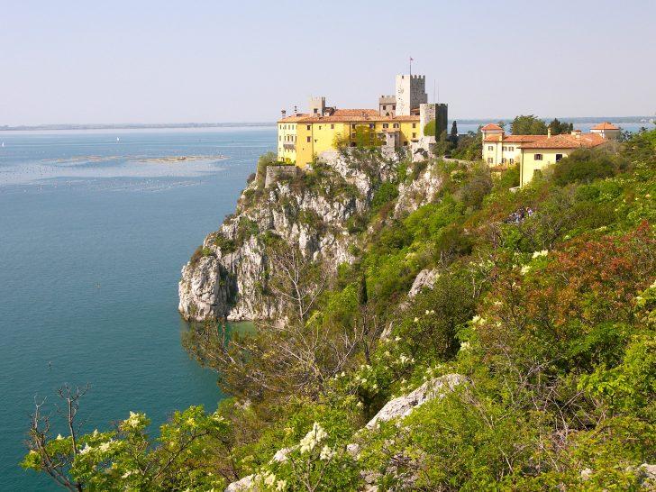 Schloss Duino/ Pixabay