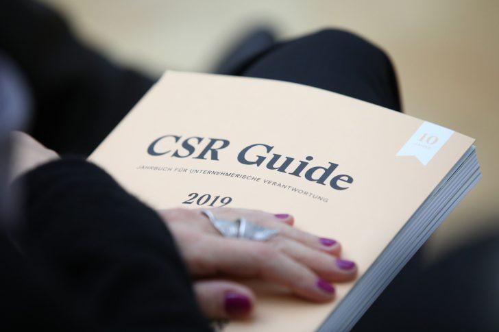 CSR Guide 2019 © Medianet Verlag/APA-Fotoservice/Schedl