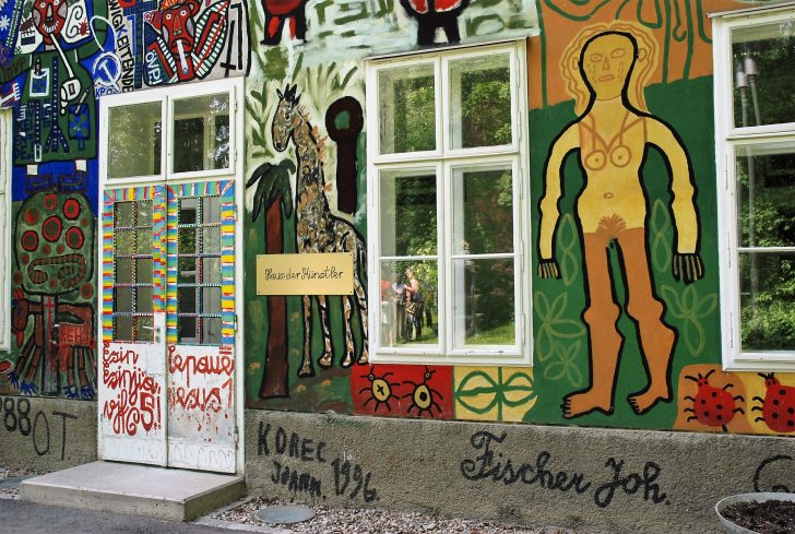 Haus der Künstler Gugging © Foto Alois List