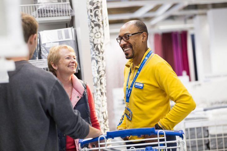 IKEA Mitarbeiter © Ikea