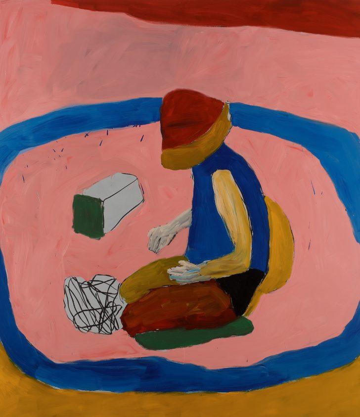 Sean Scully Eleuthera, 2017 Oil on Canvas © Sean Scully, 2019