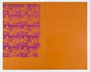 Orange Car Crash © The Andy Warhol Foundation for the Visual Arts New York