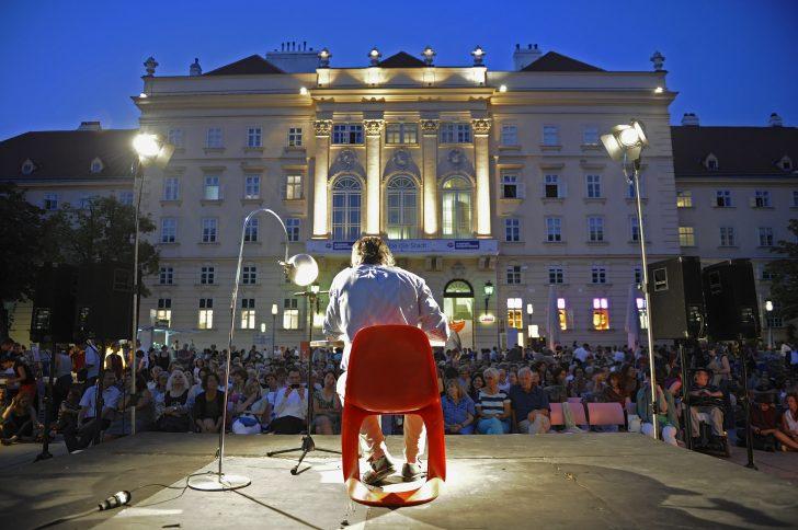 O TOENE Literaturfestival © Eva Ellersdorfer Meissnerova