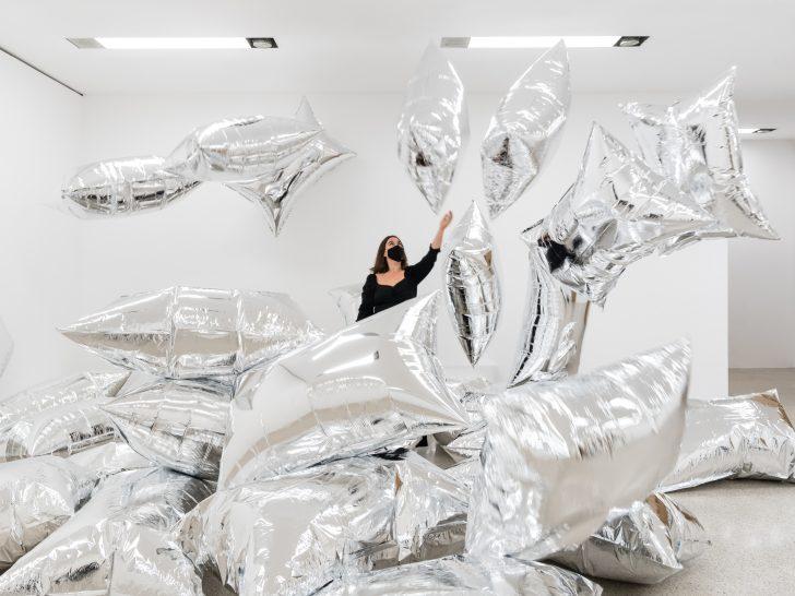 ANDY WARHOL EXHIBITS a glittering alternative Foto Klaus Pichler © mumok