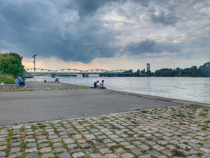 An der Donau © Ute Fuith