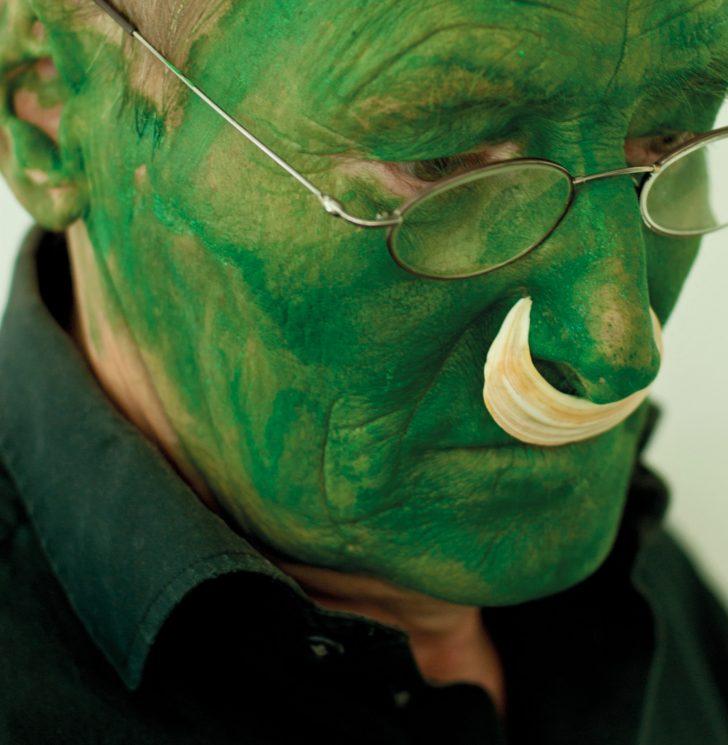 Green Man Selbstporträt 0